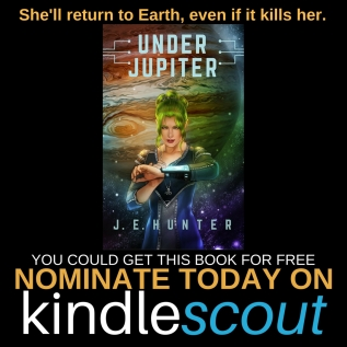 Under Jupiter by J.E. Hunter INSTAGRAM TEASER